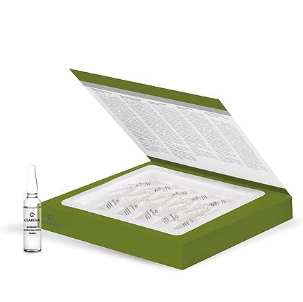 Serum dla skór atopowych na noc z kompletem wyciszających substancji aktywnych