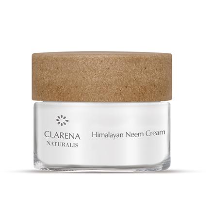 Naturalny krem z olejem neem dla skóry tłustej