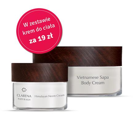 Himalayan Neem Cream + Vietnamese Sapa Body Cream 100ml