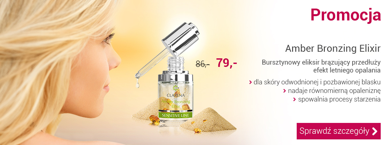 2017 - 09 Promocja Amber Bronzing Elixir