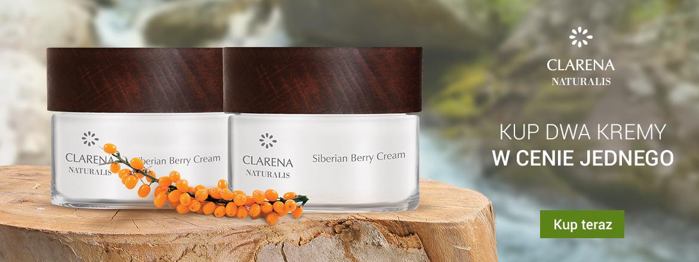 Naturalis Siberian Berry Cream 2 w cenie 1