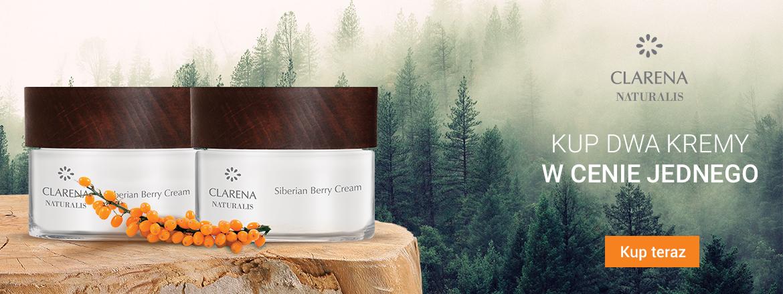 2018-08 Naturalis Siberian Berry Cream 2 w cenie 1